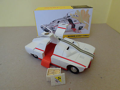Dinky Toys 105 Captain Scarlet MSV Maximum Security Vehicle Gerry Anderson SIG