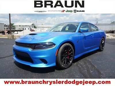 2016 Dodge Charger  2016 Dodge Charger SRT HELLCAT. B5 Blue.  707HP Auto-NAV. $0 DOWN / $871 MONTH