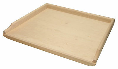 Wooden Pastry Board Big 70 cm Large Chopping Cutting Meat Pizza Baking Kitchen