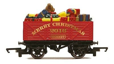 Hornby - R6777 - CHRISTMAS 2016 YEAR WAGON - RARE COLLECTORS ITEM - NEW MINT