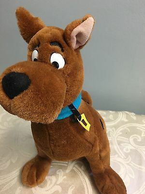 Vintage 1996 Scooby Doo Hanna Barbera Cartoon Network Plush 13""
