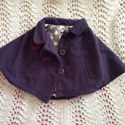 marks and spencers girls coat 2-3 years