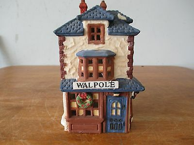 Department 56 Heritage Dickens Village Collection WALPOLE TAILORS