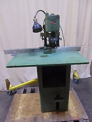 "Challenge Paper Drill JF 1/4"" Hole"