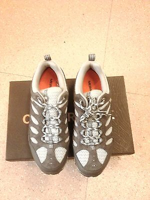 Ladies  Merrell Hiking/walking Trainers Size Uk 8 (New)