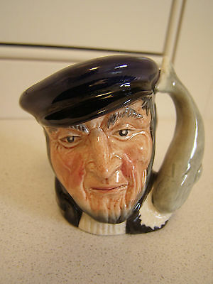 "Royal Doulton Toby Mug ""Captain Ahab"""