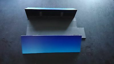Playstation 2 Official Vertical Stand Blue Black PS2