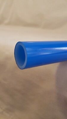 """100' 1 1/4"""" Oxygen Barrier Blue PEX tubing for heating and plumbing"""