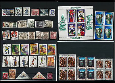 Worldwide Stamps,  a huge amount of stamps, Lot, used (WK 1)