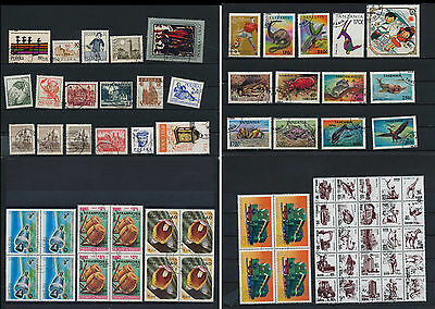 Worldwide Stamps,  a huge amount of stamps, Lot, used (WK 2)