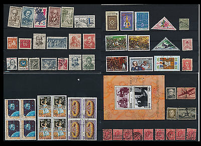 Worldwide Stamps,  a huge amount of stamps, Lot, used (WK 25)