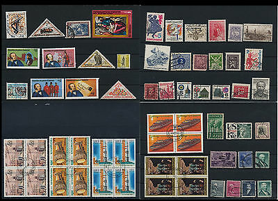 Worldwide Stamps,  a huge amount of stamps, Lot, used (WK 35)