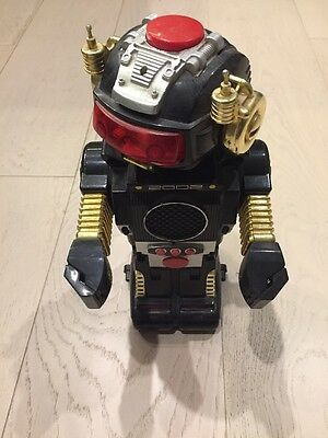 Vintage 80's Toy Robot