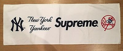 Supreme New York Yankees 47 Brand Towel. NOT NORTH FACE