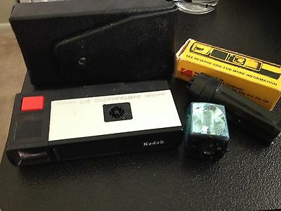 Vintage Kodak Pocket Instamatic 20 Camera, For Parts