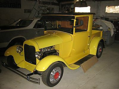 1929 Ford Model A  1929 Ford Model A Pickup