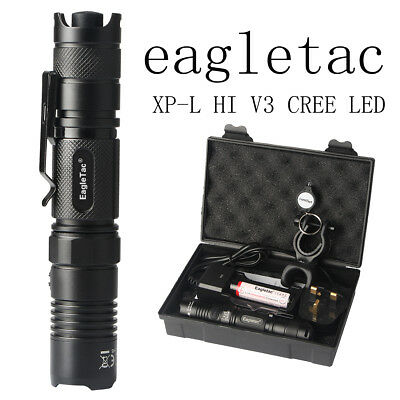 X800 Shadowhawk 6000lm Tactical Flashlight CREE L2 LED Military Light Gift Kit