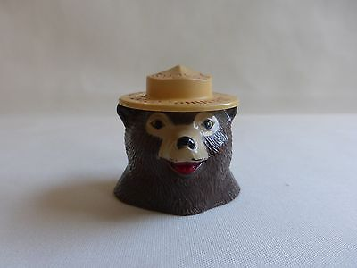 Smokey The Bear SNUFFIT Ashtray Magnet Prevent Forest Fires U.S.A.