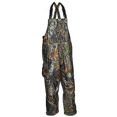 Yukon Gear Mossy Oak BreakUp Camo Waterproof Bib Overalls 2XL