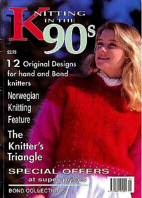The Bond Collection Issue Number 5 Winter 1991 Knitting in the 90s, USM