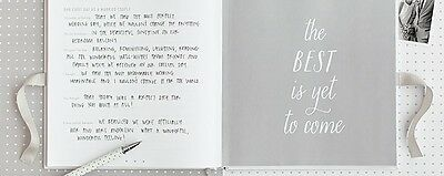 kikki k Wedding Book 'Our Story' & Advice to the Happy Couple Cards