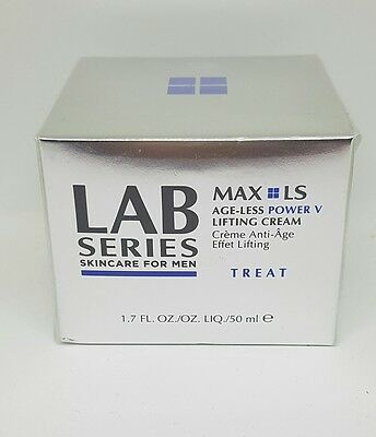 Lab Series MAX LS Age-Less Power V Lifting Cream BNIB SEALED 50ml
