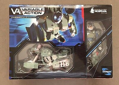 NEW Genesis Climber Mospeada VR-052T Variable Action 1/15 Scale Armor Cycle Ray