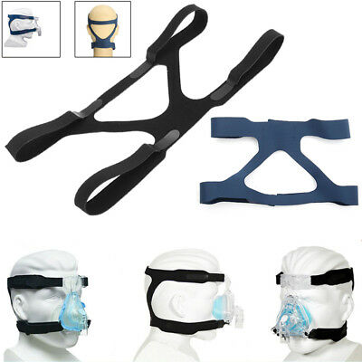 Headgear Gel Mask Replacement CPAP Head band for Respironics Resmed Resmart Nose