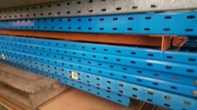Used Dexion Racking Shelving Shelves