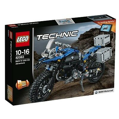 LEGO Technic BMW R 1200 GS Adventure 42063 from japan New