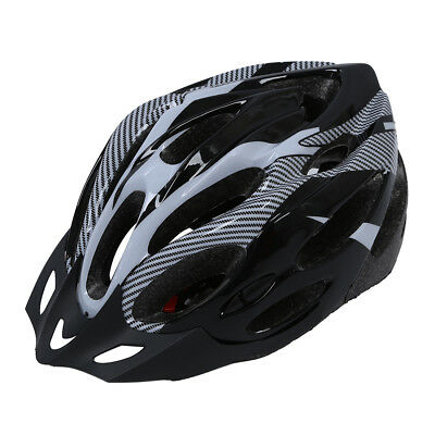 Black Bicycle Helmet Mountain Bike Helmet for Men Women Youth NEW F6