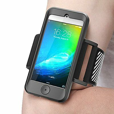 iPod Touch 6th Generation Armband, SUPCASE Apple iTouch 6/5 Sport Running with 6