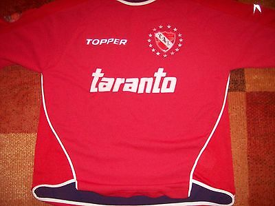 2003 2004 Independiente Football Shirt Adults Large Soccer Jersey Camiseta