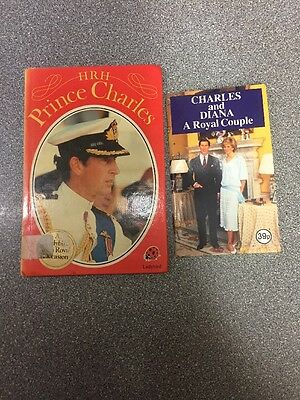 Prince Charles Book And Charles And Diana A Royal Couple