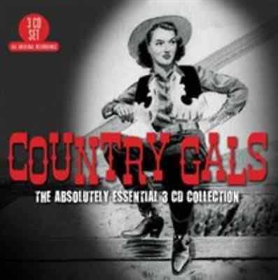 Various Artists-Country Gals  CD / Box Set NEW