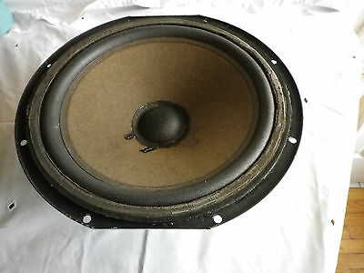 Acoustic Research, AR, AR3a, AR3  Original  Woofers, Re-foamed & Perfect