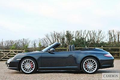 Porsche 911 997 Carrera 4 S Gen 2 Convertible +Manual Gearbox +PSE