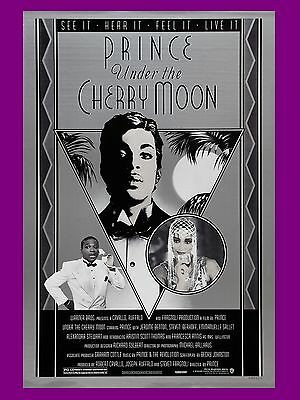 """Under the cherry Moon Prince 16"""" x 12"""" Repro Movie Poster Photograph"""