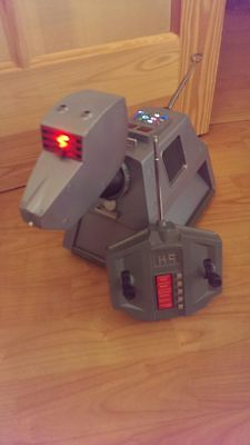 Dr Who Remote Control K9 (Large)