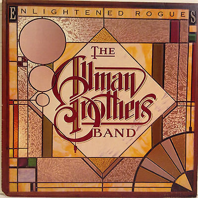 The Allman Brothers Band / Enlightened Rogues vinyl LP 1979 Southern Rock
