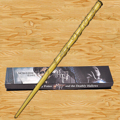 Harry Potter Movie Hermione Granger Magic Wand Cosplay Prop Gift New In Box