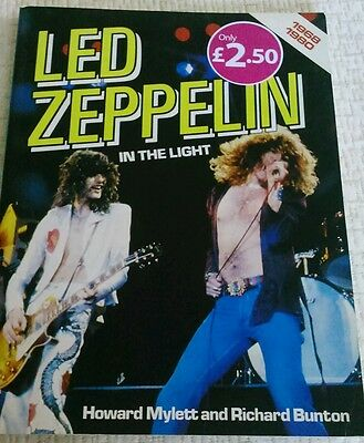 Led Zeppelin IN THE LIGHT collector's item superb condition reduced