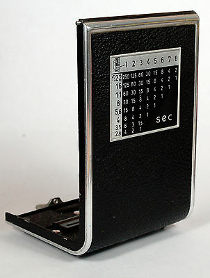 Rolleiflex TLR Film Door Part Made in Germany