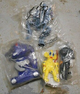 Y3m Long John Silvers Lost in Space Movie 1998 Promotional Toys MIP 1998