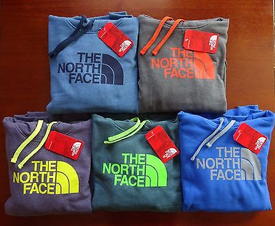 North Face Men's Half Dome Hoodie New Fit NWT