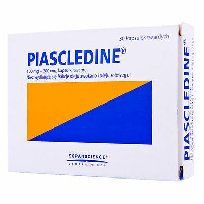 PIASCLEDINE 300mg Anti-Rheumatic and Osteoarthritis  30 , 60 capsules