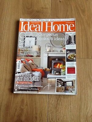 Ideal Home Magazine November 2015