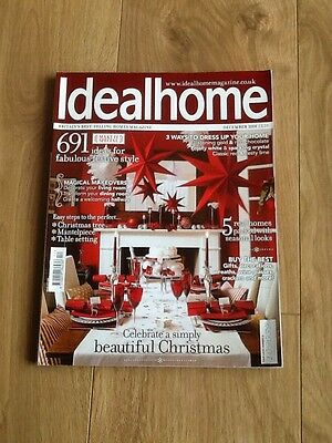 Ideal Home Magazine December 2008