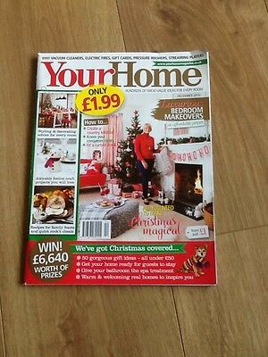 Your Home Magazine December 2015