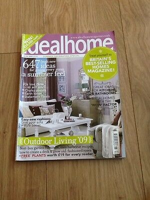 Ideal Home Magazine June 2009